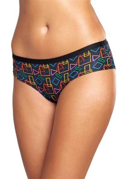 Bielizna damska Happy Socks Hipster GEO68-9000