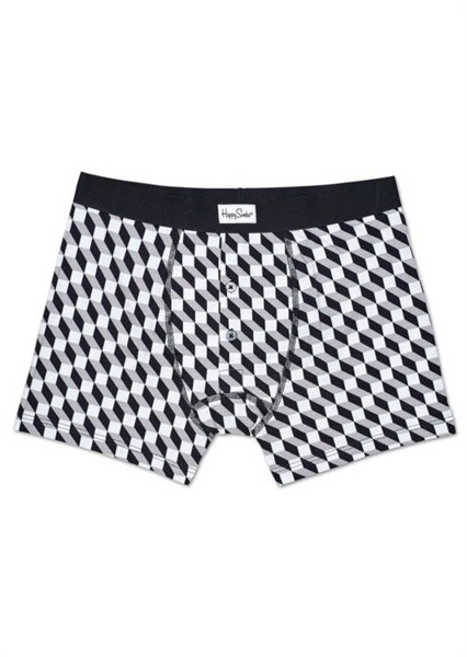 Bielizna męska Happy Socks Boxer Brief FIO83-9000