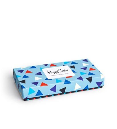 Combo box męski Happy Socks XTRI61-6000