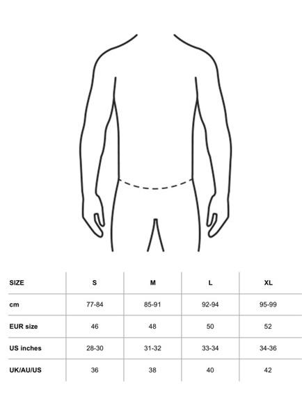 Giftbox (3-pak) bielizna męska Happy Socks Trunk SOL64-1000