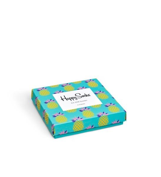 Gitfbox dziecięcy (4-pak) Happy Socks XKID09-3000