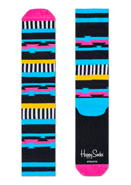 Skarpetki ATHLETIC Happy Socks ATINS27-9000