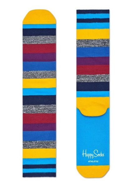 Skarpetki ATHLETIC Happy Socks ATSTR27-9003