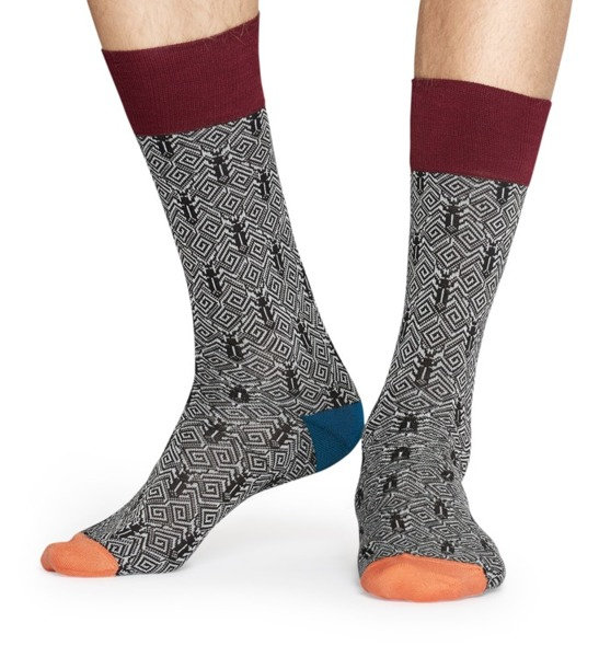 Skarpetki DRESSED Happy Socks BEE34-9000
