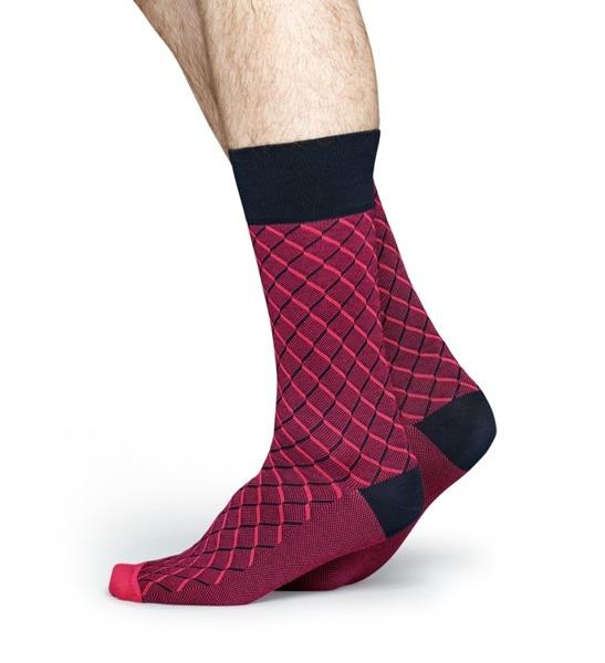 Skarpetki DRESSED Happy Socks SQO34-3001