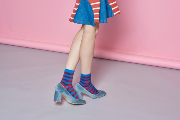 Skarpetki HYSTERIA Ray Ankle Sock (SISRAY12-4000)