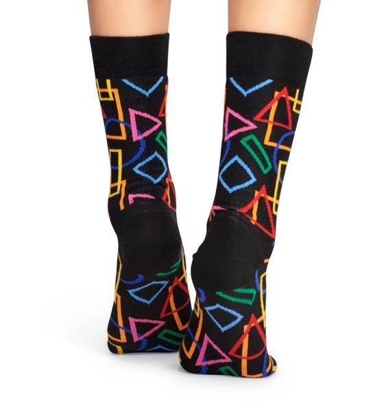 Skarpetki Happy Socks GEO01-9000
