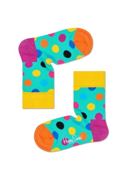 Skarpetki dziecięce Happy Socks KBDO01-7000